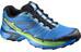 Salomon Wings Pro 2 Hardloopschoenen Heren groen/blauw